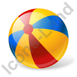 Kids Ball Icon