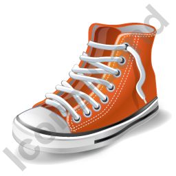 Kids Shoes Icon
