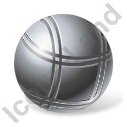 Petanquel Ball Icon, PNG/ICO, 256x256
