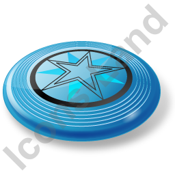 Ultimate Flying Disc Icon