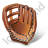 Baseball Glove Icon, PNG/ICO, 48x48