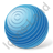 Rhythmic Gymnastics Ball Icon, PNG/ICO, 48x48