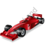 Auto Racing FormulaOne Car Icon