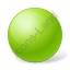 Ball Chartreuse Icon, PNG/ICO, 64x64