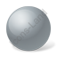 Ball Grey Icon, PNG/ICO, 64x64