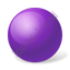 Ball Violet Icon, PNG/ICO, 64x64