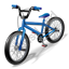 Bicycling BMX Bike Icon