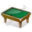 Billiard Table Icon