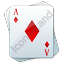 Casino Playing Cards Icon