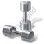 Fitness Dumbells Icon