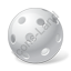 Floorball Ball Icon, PNG/ICO, 64x64