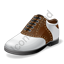 Golf Shoes Icon, PNG/ICO, 64x64