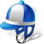 Horseback Riding Cap Icon