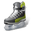 Ice Hockey Ice Skate Icon