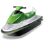 Motorboat Racing Personal Watercraft Icon
