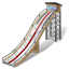 Ski Jumping SkiJump Icon
