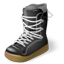 Snowboarding Boot Icon