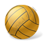 Water Polo Ball Icon