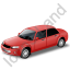 Car Red Icon, PNG/ICO, 64x64