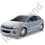 Hatchback Grey Icon