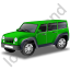 Jeep Green Icon