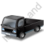 Minitruck Black Icon
