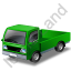 Minitruck Green Icon