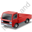 Minitruck Red Icon