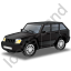 SUV Black Icon