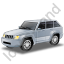 SUV Grey Icon