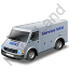 Service Van Grey Icon