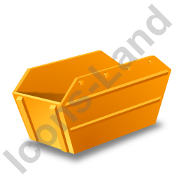 Skip Yellow Icon