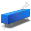 Swap Container Blue Icon