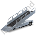 Belt Loader Grey Icon