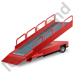 Belt Loader Red Icon