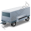 Ground Power Unit Trailer Grey Icon, PNG/ICO, 64x64