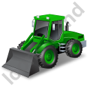 Loader Green Icon