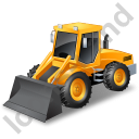 Loader Yellow Icon