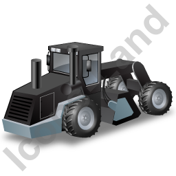 Soil Stabilizer Black Icon