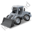 Loader Grey Icon