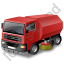 Road Sweeper Red Icon