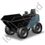 Skip Loader Black Icon