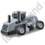 Soil Stabilizer Grey Icon