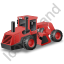 Soil Stabilizer Red Icon