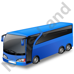 Coach Blue Icon
