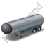 Tanker Trailer 2 Black Icon