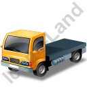 Lorry Cab Yellow Icon