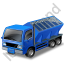 Gritter Blue Icon