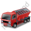 Gritter Red Icon