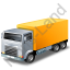 Truck Yellow Icon